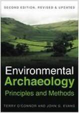 Environmental Archaeology: Principles and Methods by John Gwynne Evans, Terry...