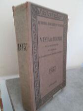 Agenda et Annuaire de la Magistrature, du Barreau, du Notariat ...1937