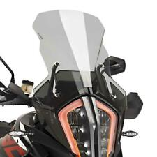 PUIG Smoked Touring Screen To Fit: KTM 1290 SUPER ADVENTURE R/S 2017- (9717H)