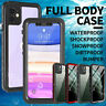 360° Full Protective Armor Waterproof Case Cover for iPhone 11 Pro Max XR XS X
