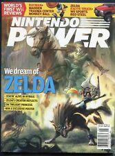 2007 Nintendo Power Magazine Featuring Legend of Zelda Twilight Princess #211