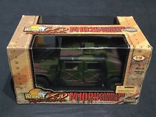1/18 21st Century Toys Humvee Hummer Ultimate Soldier M1025 Command Vehicle New