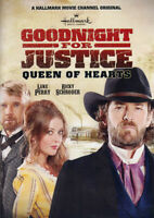 Goodnight for Justice - Queen Of Hearts New DVD