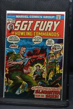 Sgt Fury and His Howling Commandos #108 Marvel Comic 1973 Stan Lee Ayers 8.5
