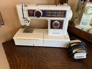 DressMaker Sewing Machine 6102FA