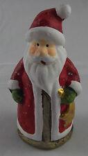 Figur Weihnachtsmann Nikolaus Gold Edel Weihnachten Deko Dekoration 2016 Neu
