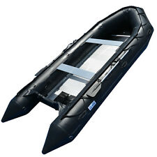 BRIS 1.2mm PVC 15.4 ft Inflatable Boat Rescue & Dive Inflatable Power Raft