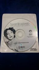 Sunset Boulevard, Special Collector's Edition (DVD) No Cover No Art (B1)