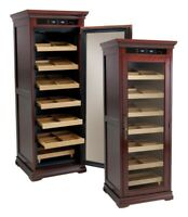 Prestige Import Group Remington Electronic Cigar Cabinet Humidor