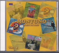 rare SALSA cd MONTUNO vol.4 JOE ACOSTA Haddock HECTOR RIVERA Fantasia EXPOSE