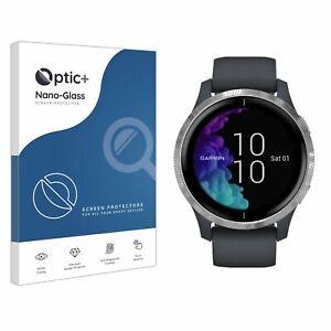 Optic+ Nano Glass Screen Protector for Garmin Venu 43mm