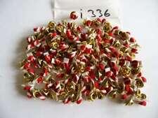 Orden Frankreich Miniatur rosette rot weiß Offizier 100 Stück  (i336) je 0,55