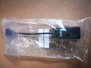 Genuine Lenovo ThinkPad OneLink+ to RJ45 Adapter