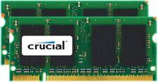 Memoria (RAM) de ordenador Crucial Velocidad del bus del sistema PC2-6400 (DDR2-800)