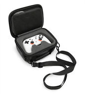 Hard Shell Case for Google Stadia Controller and Accessories, Custom Case Only