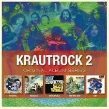 KRAUTROCK 2 = Parzival/Message/Whale/Kin Ping/Gift = 5CD REMASTERED = KRAUTROCK