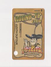 Players Slot Club Rewards Card Pioneer Hotel & Gaming Hall Laughlin NV ROUND UP