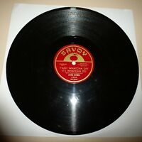 R&B 78 RPM RECORD - LITTLE ESTHER - SAVOY 1193