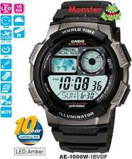 AUSSIE SELLER CASIO WATCHES AE-1000W-1B AE1000 AE1000W 12 MONTH WARRANTY