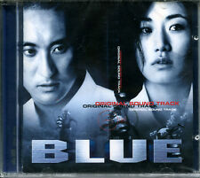 BLUE - Original Soundtrack KOREA CD *NEW*SHIN HYUN JOON