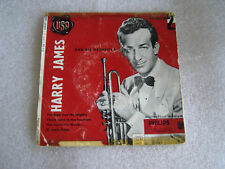 45 tours harry james and his orchestra