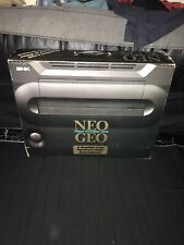 Neo Geo Aes jap system Cib