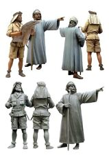 1:35 1/35 Résine WWII BRITISH SAS et local Man (2 Figures) Model Kit
