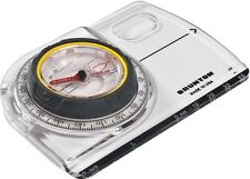 Brunton TruArc 5 Base Plate Compass! Made in the USA! Backpacking/Camping/Hiking