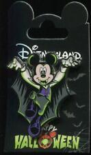 NEW DLP DLRP Paris Mickey in Vampire Costume Halloween Disney Pin