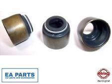 4x Seal, valve stem for CHRYSLER DODGE HYUNDAI ELRING 010.270