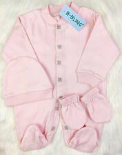 Baby Clothes Boy Girl Romper  Cap Mittens Set