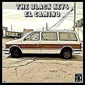 """Black Keys - El Camino (NEW 12"""" VINYL LP)"""
