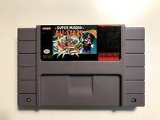 Super Mario All Stars Nintendo SNES Video Game