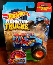 Hot Wheels MONSTER TRUCKS 2020⚡ABYSS-MAL!⚡MOMC! 👀