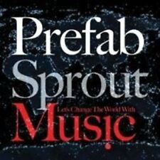 Prefab Sprout-Let 's change the world with Music CD NUOVO OVP