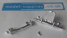 Spot On 260 Royal Rolls Royce Reproduction Chromed Front Grille Rear Bumper