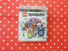 Lego Rock Band Playstation 3 PS3 in OVP mit Anleitung