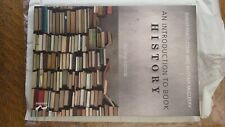 An Introduction to Book History by David Finkelstein, Alistair McCleery VG cond