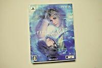 Playstation Vita Final Fantasy X   X2 HD Remaster Japan PS Vita game US Seller