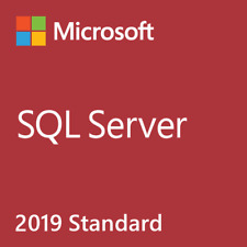 Microsoft SQL Server 2019 Standard Retail Key 16 Core Unlimited CAL's | MS USB