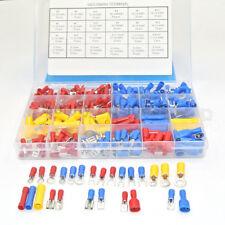 lot boite de 373 cossses electrique à sertir isolées 24 modèles différents