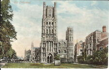Cambridgeshire: Ely Cathedral - Posted 1907