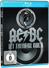 Blu-ray AC/DC - Let There Be Rock # Tour-Film 1979 ++NEU