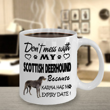 Scottish Deerhound dog,Scottish Deerhound,Deerhound,Deerh ounds dog,Coffee Mug