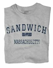 Sandwich Massachusetts MA T-Shirt EST