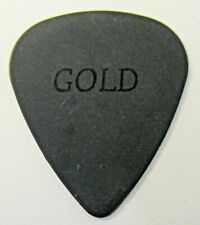 rare Dave Grohl Foo Fighters guitar pick 2018 Tour Gold small print 1st issue
