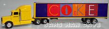Coca Cola COKE Tractor Trailer