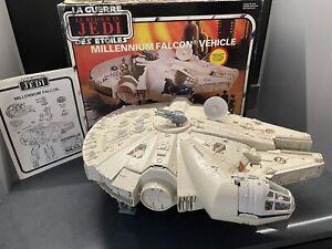 Vintage Star WarsMillennium Falcon 1979 with original box