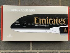 Official Emirates Airbus A380-800 Model Plane 1:200 Collingwood Limited Edition