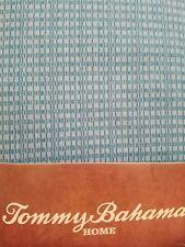 NEW TOMMY BAHAMA PARADISE PALM TURQUOISE TROPICAL EURO PILLOW SHAM